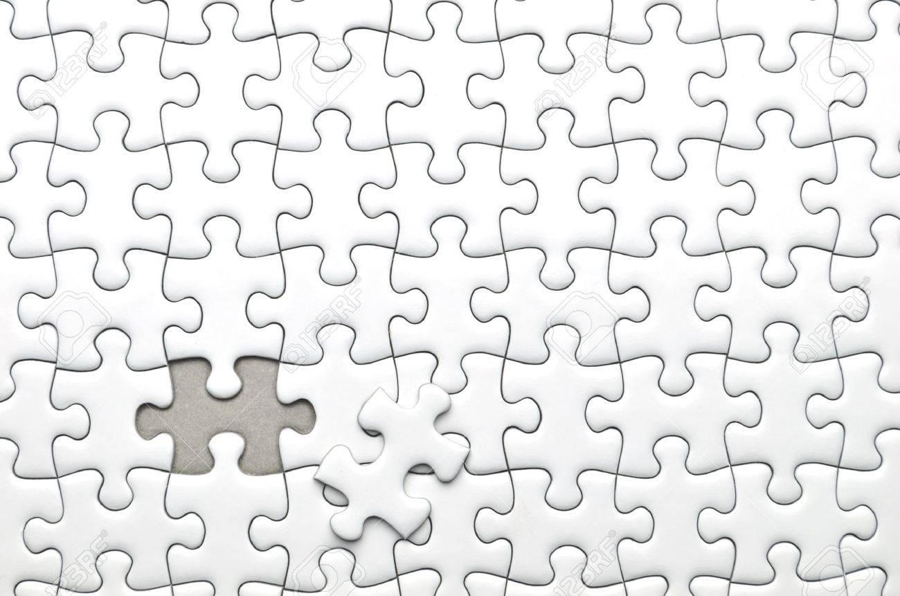 Jigsaw puzzle Stock Photo - 11136840