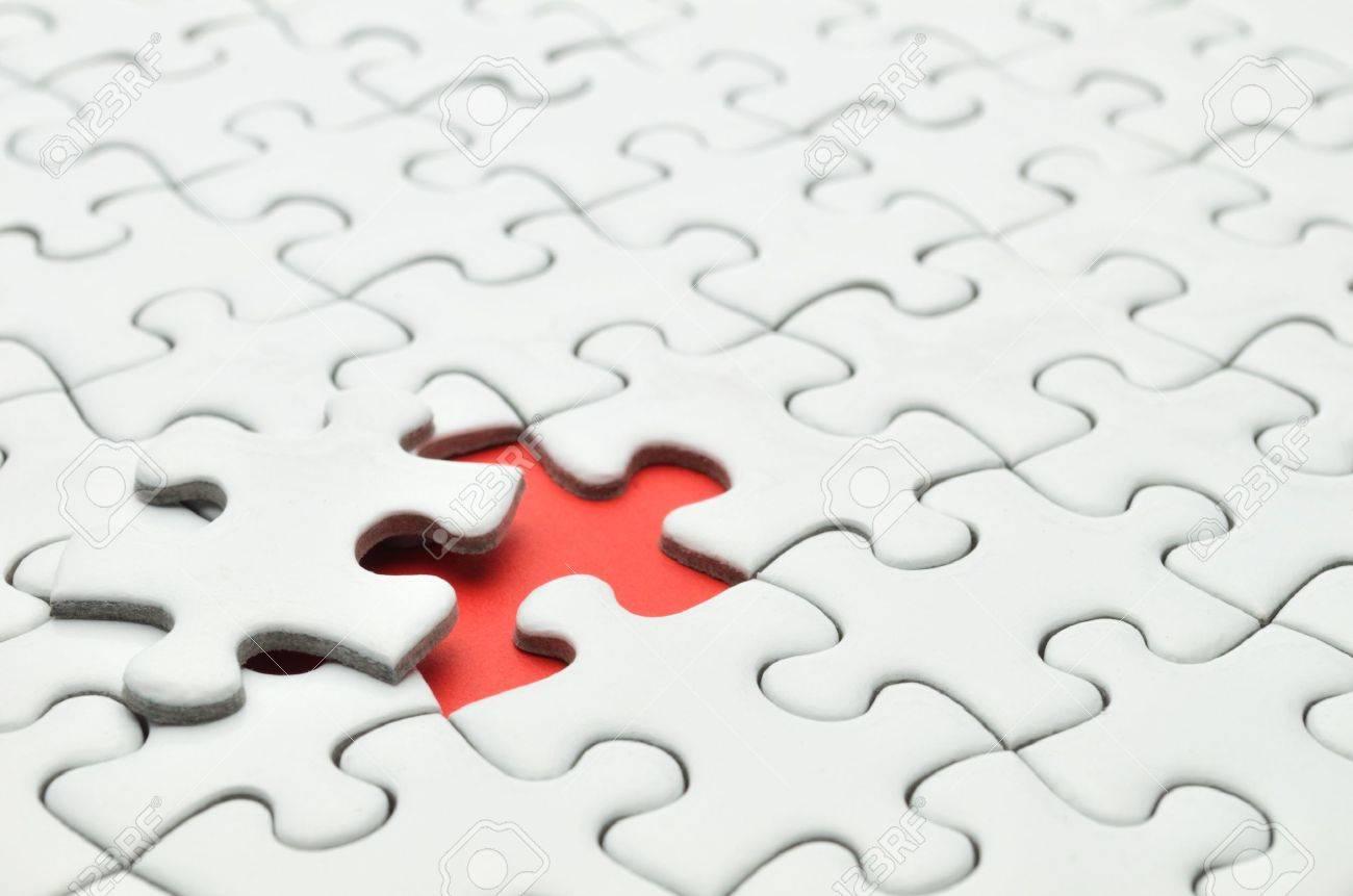 jigsaw Stock Photo - 11138198