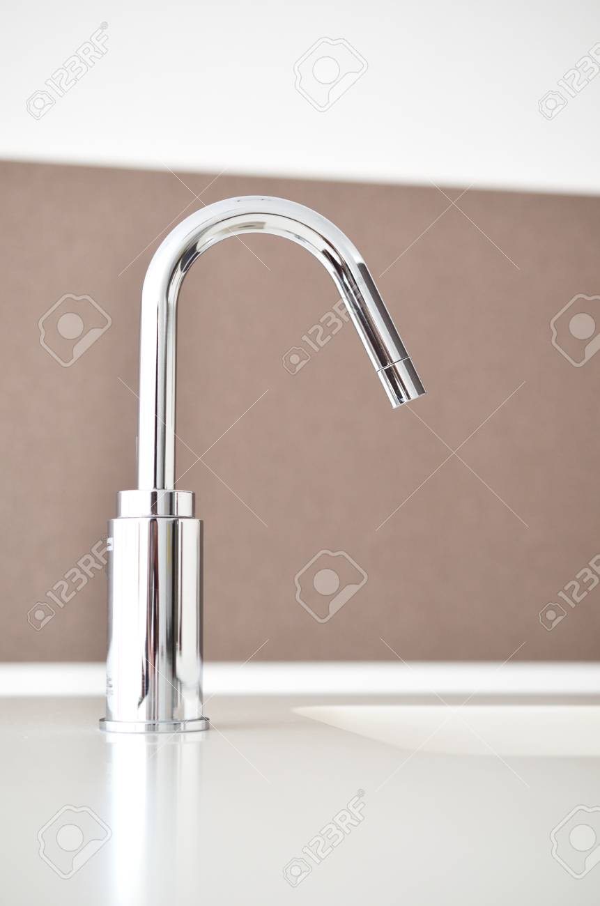 Close up shot of faucet Stock Photo - 14336919