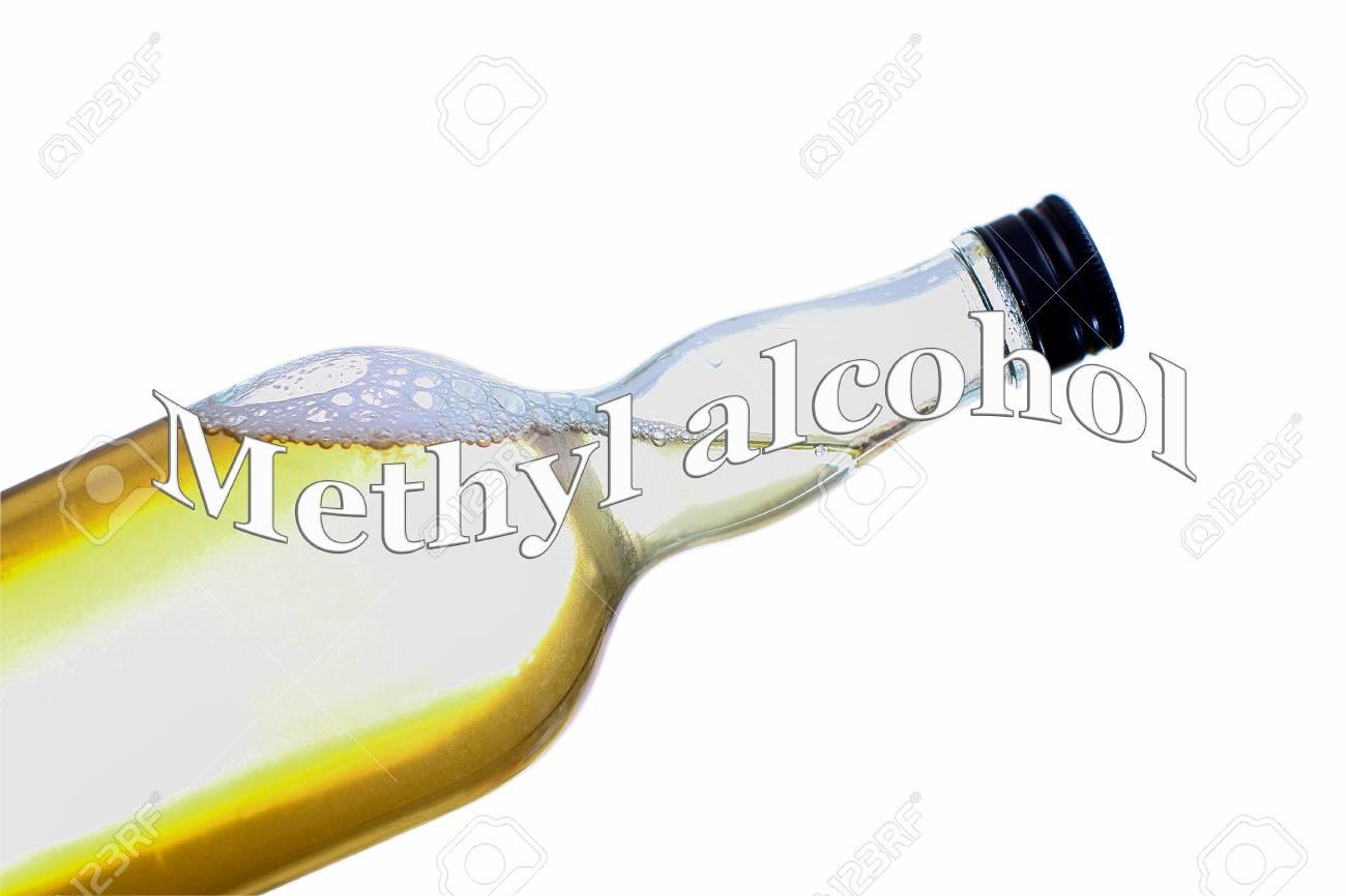 Methyl alcohol - alcohol poisoning - Danger