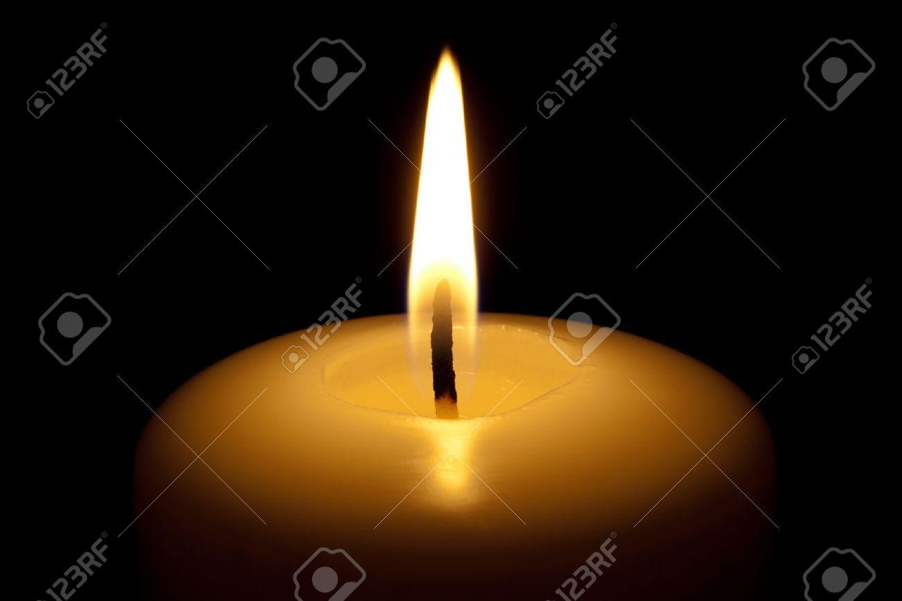 Свеча - символ молитвы - Воскресенский храм (старый) г. Вичуга
