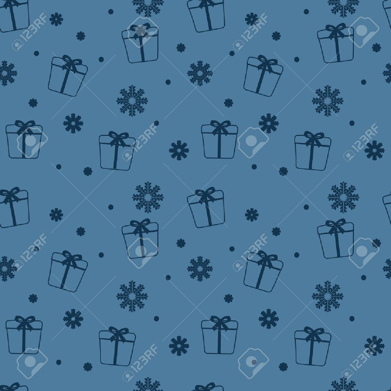 new year theme backgrounds can be copied without any seams