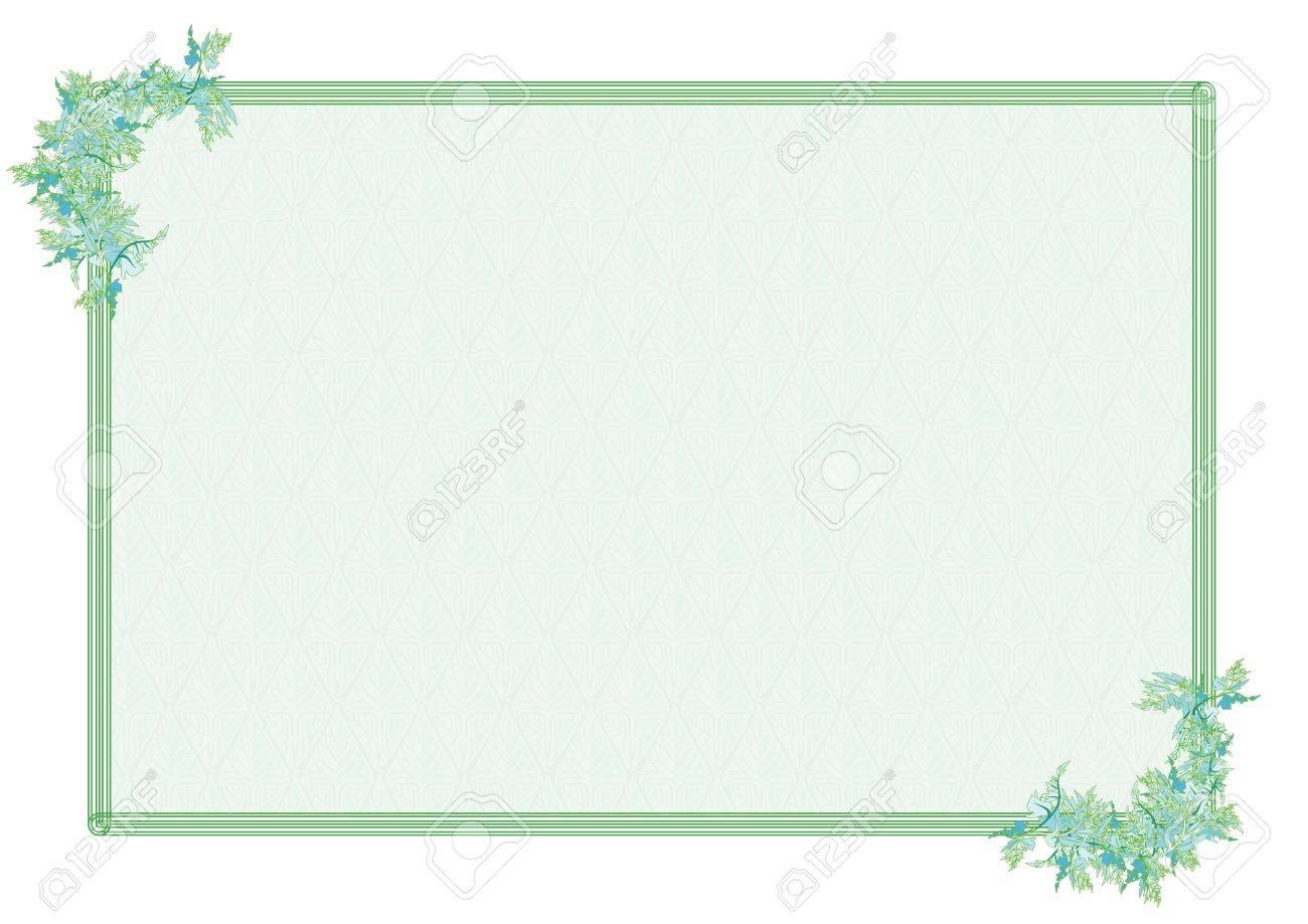 Diploma frame Stock Photo - 6598159