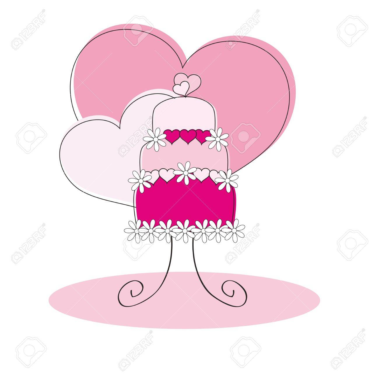 Cute card on special day Stock Vector - 10320493