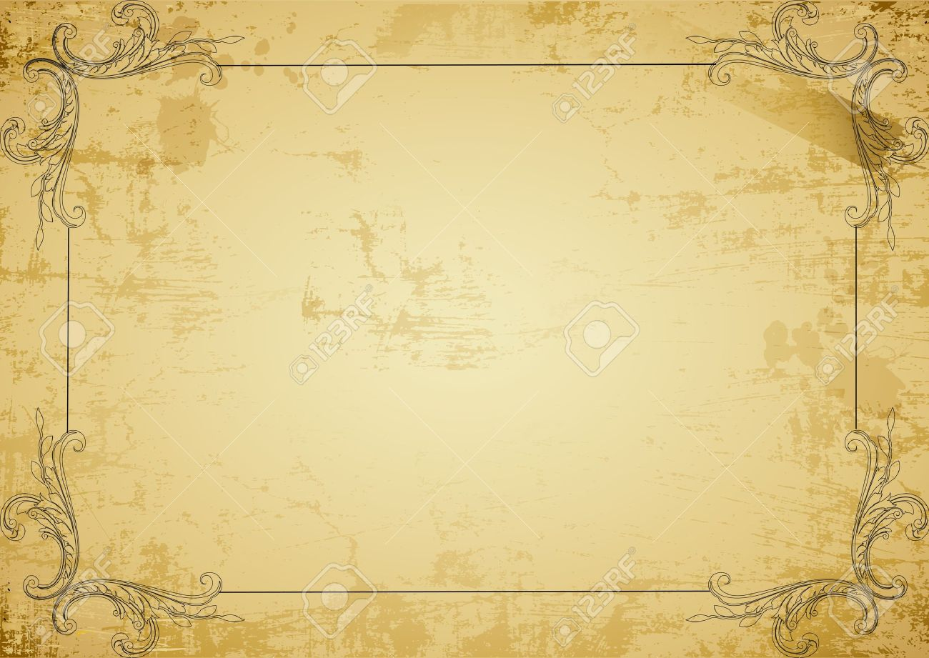 Ancient Paper Stock Photo, Picture And Royalty Free Image. Image ...