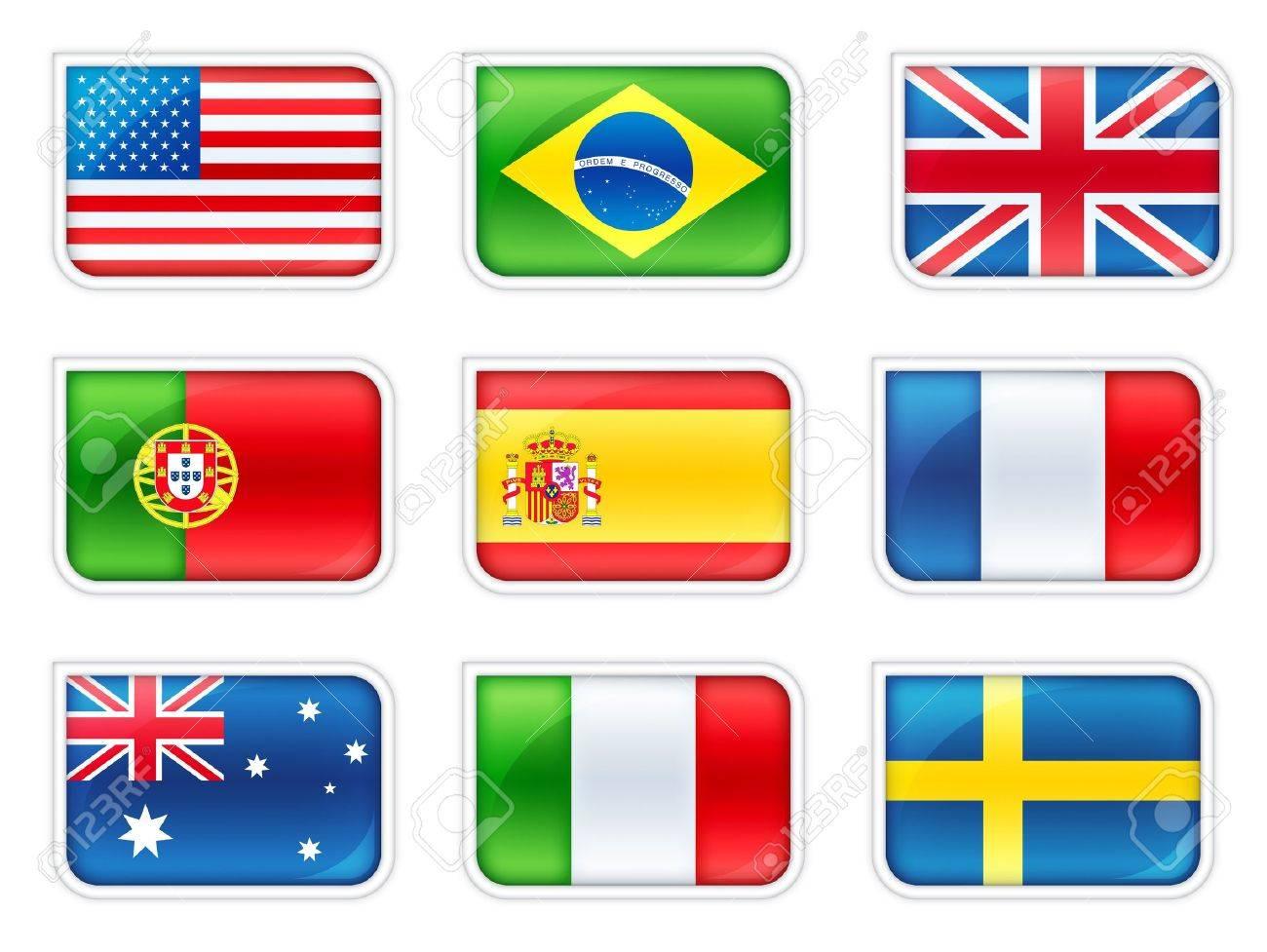 Flags Stock Photo - 6686195