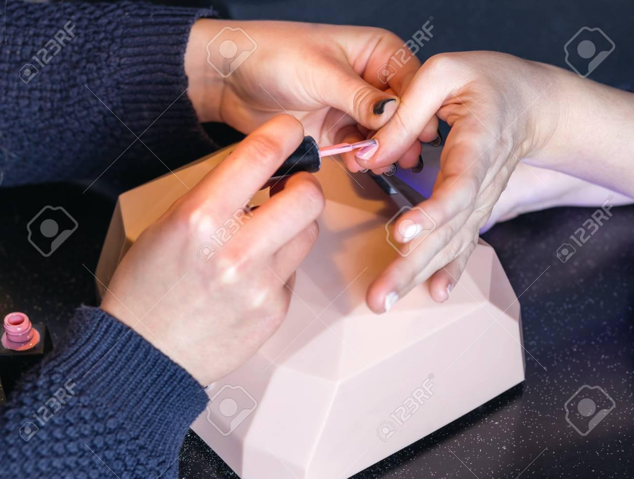 Lampe de bureau pour manucure nailprof ongles manucure led lampe