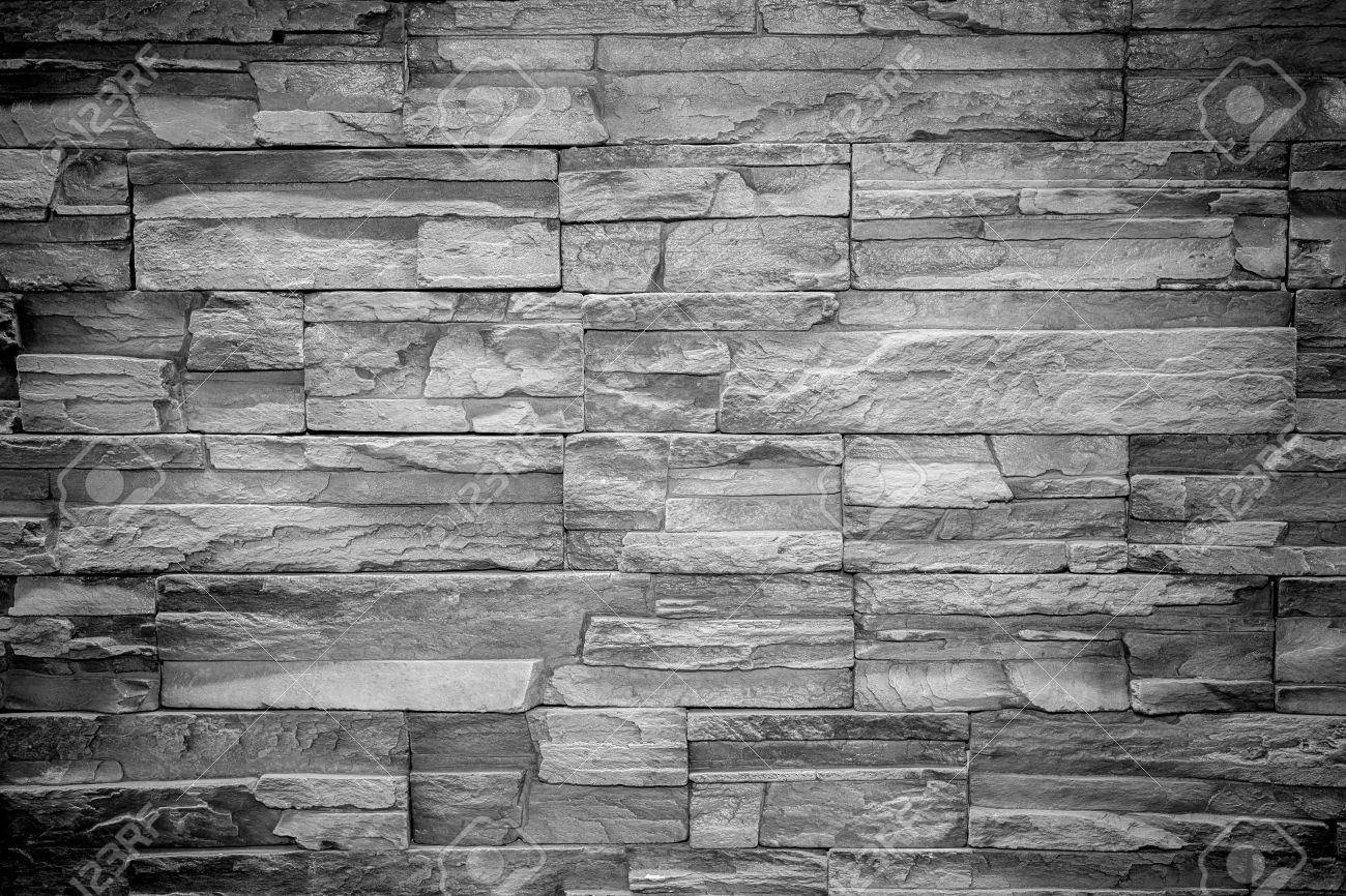 modern stone brick texture wall background stock photo picture