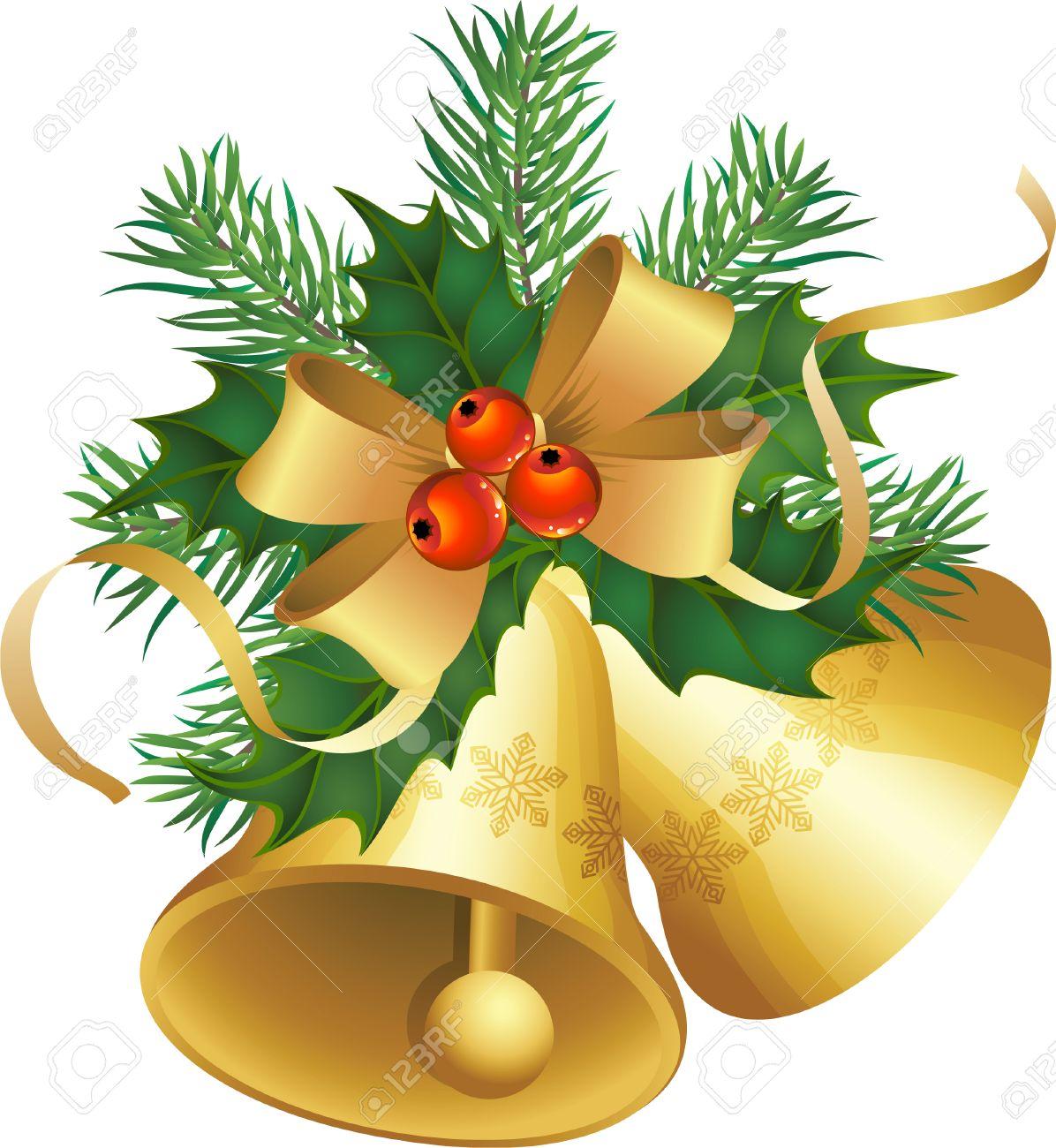 Vector Illustrations - Christmas Decor And Symbols Royalty Free ...