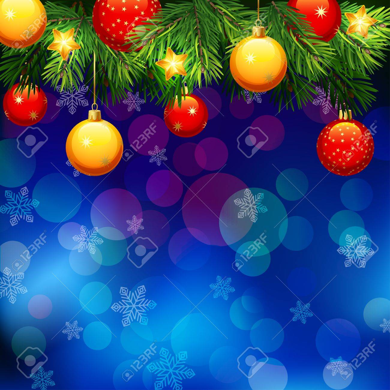 Christmas background Stock Vector - 14556277