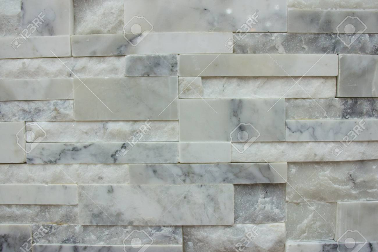 Marble Tile Wall Texture Pattern Background In White Grey Color Stock Photo Picture And Royalty Free Image Image 54611306
