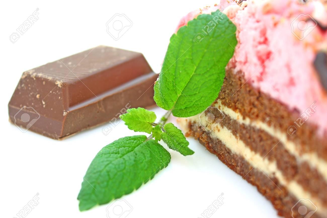 Strawberry cake Stock Photo - 4748123