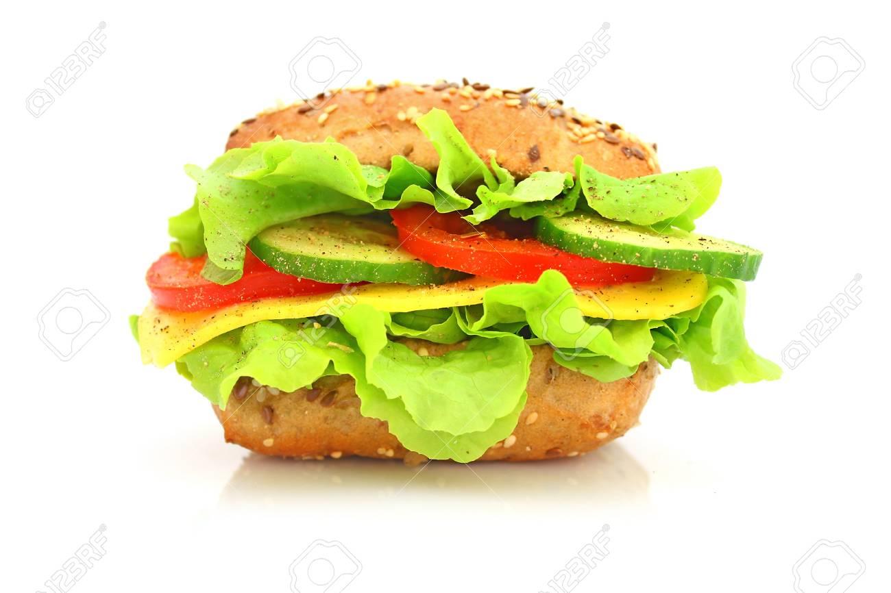 Verduras Y De Queso Sándwich Fresco eWQrBCxodE