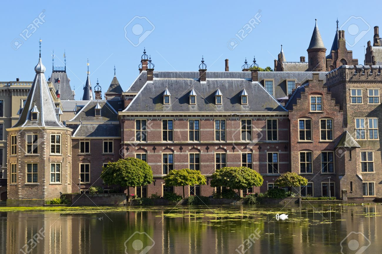 Dutch Parliament in The Hague, The Netherlands - 26545434