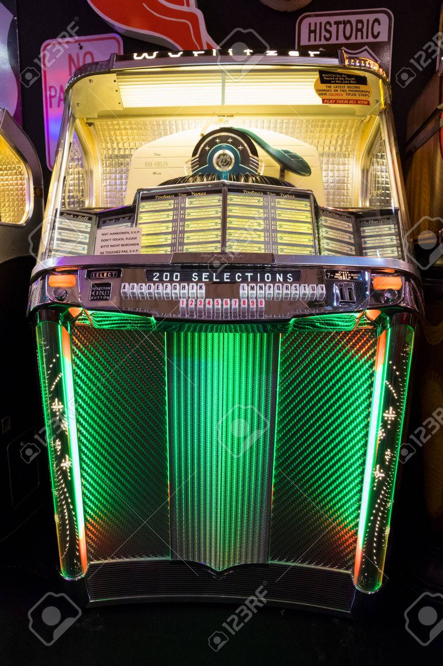 New Wurlitzer Jukebox For Sale