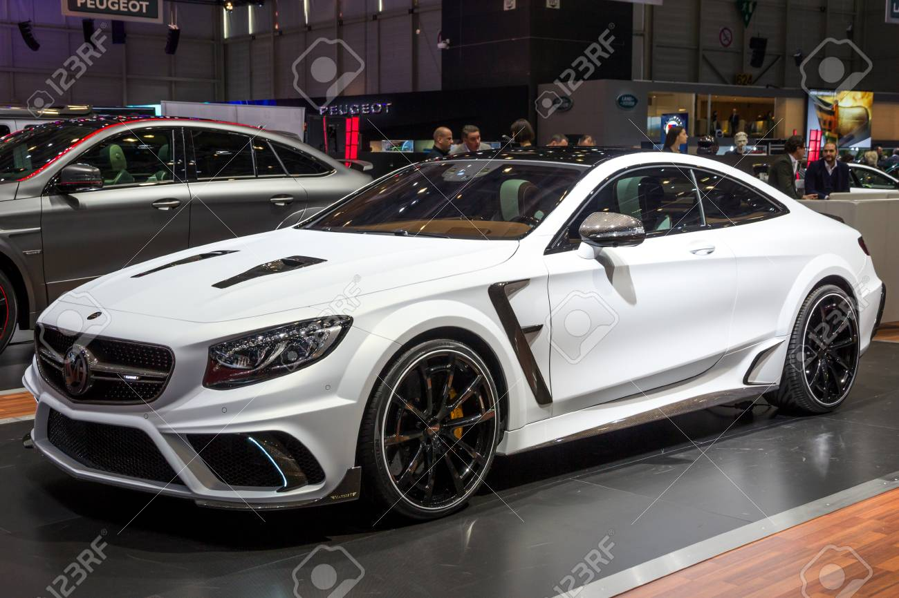 S63 Amg Coupe >> Geneva Switzerland March 1 2016 Mansory Mercedes Benz S63