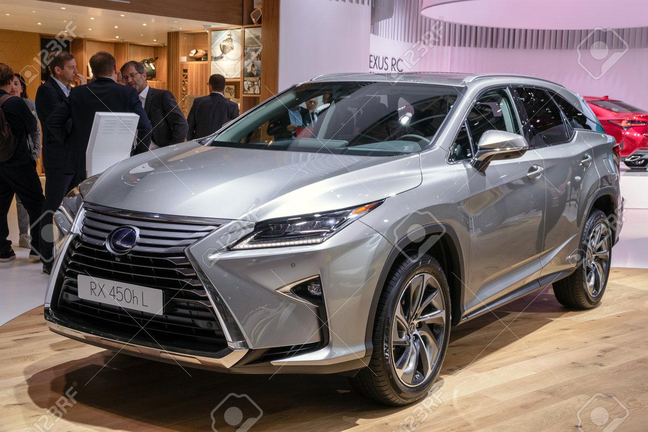Lexus Hybrid Suv >> 2019 Lexus Rx 450h L Hybrid Suv Car