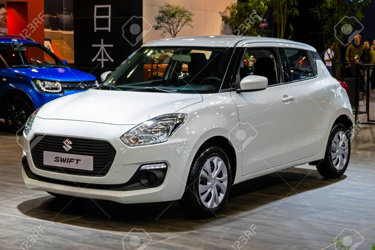2020 Suzuki Swift Performance and New Engine
