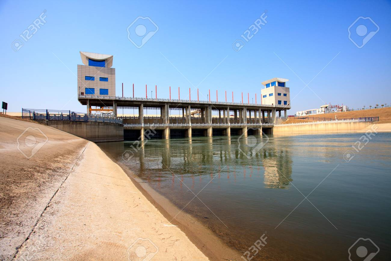 The South North Water Diversion Project water diversion water conservancy facilities - 73699886