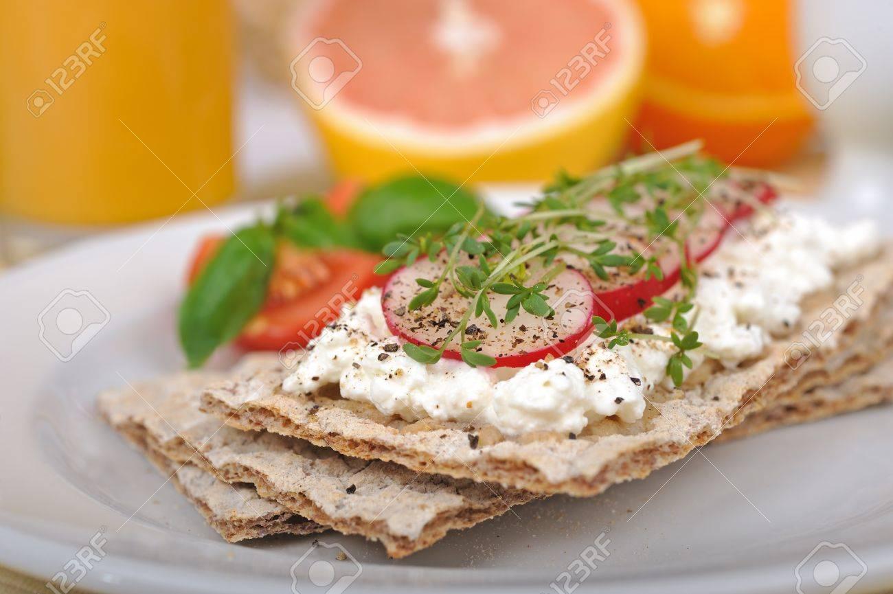 Light breakfast Stock Photo - 13285687