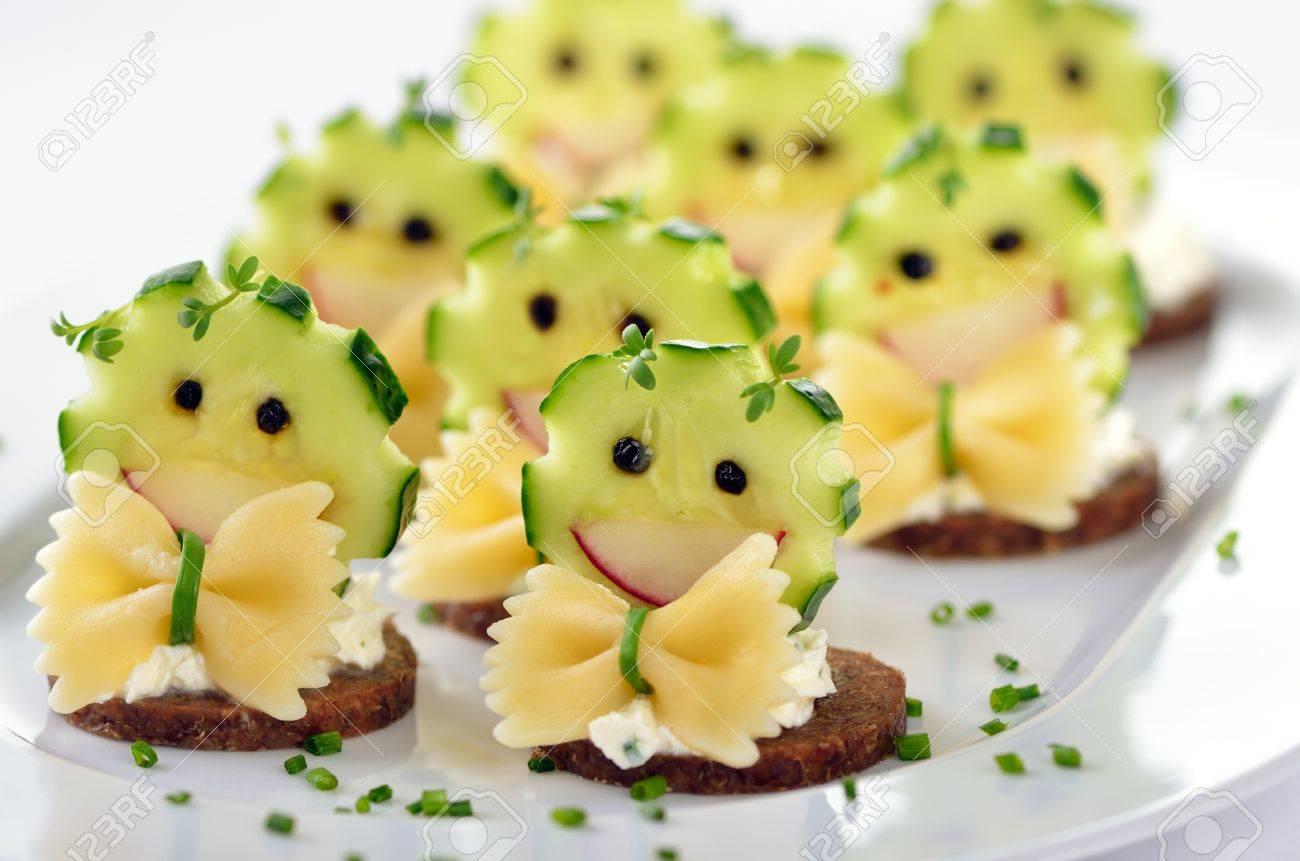 Morceaux de fromage drôles Banque d'images - 14577021