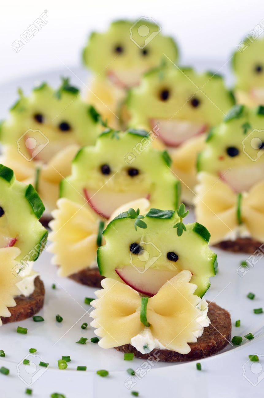 Morceaux de fromage drôles Banque d'images - 14577019