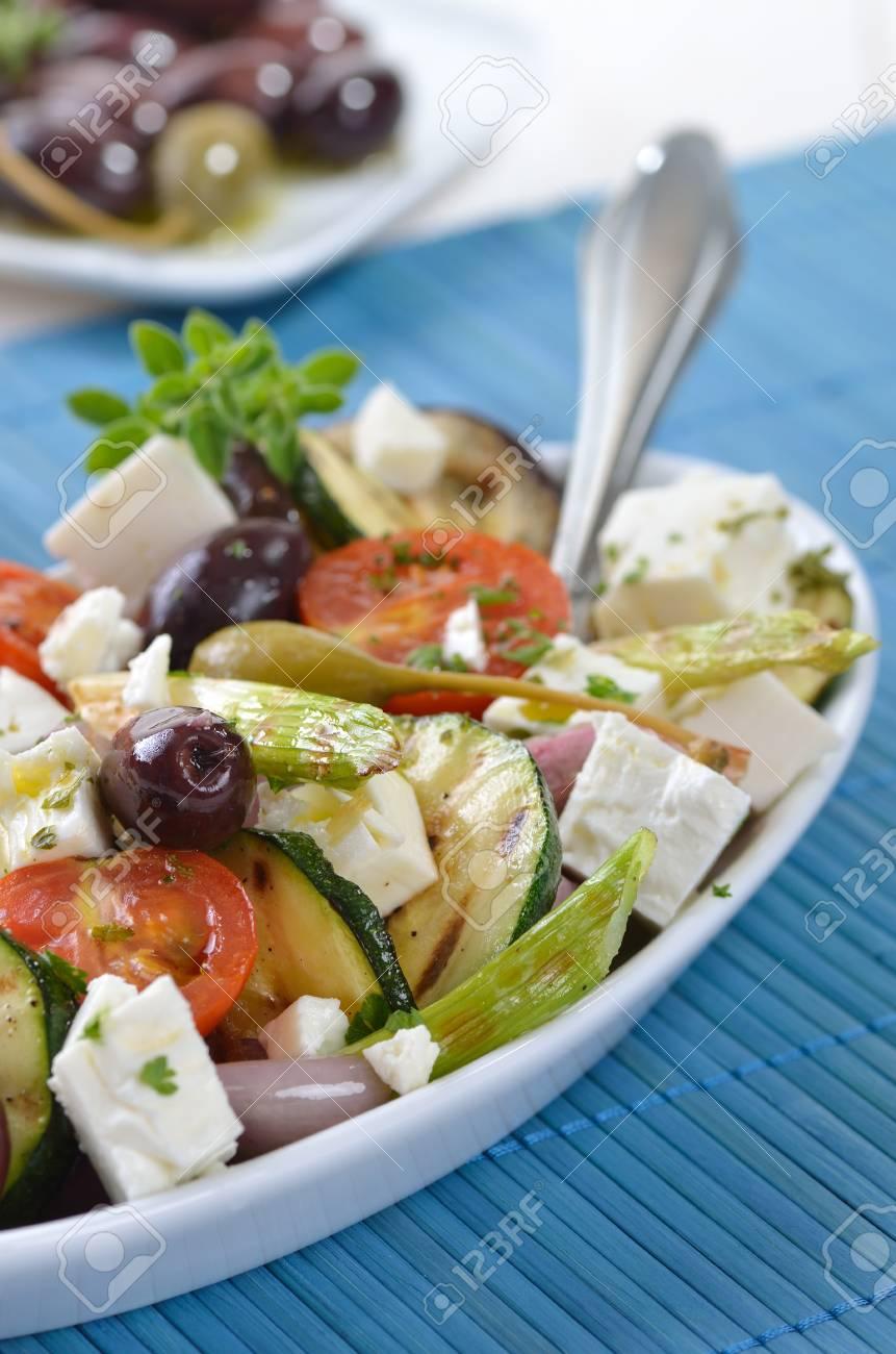Greek vegetables Stock Photo - 21042360
