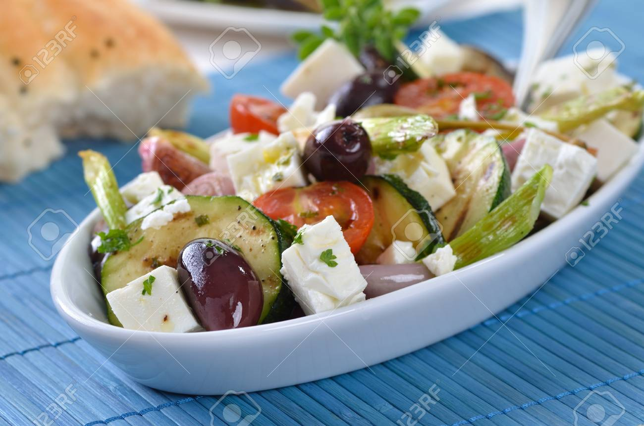 Greek vegetables Stock Photo - 21042363