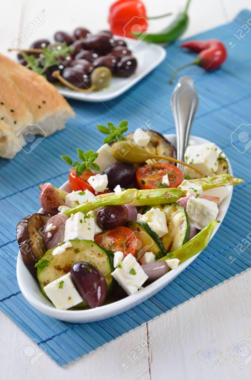 Greek vegetables Stock Photo - 21042367