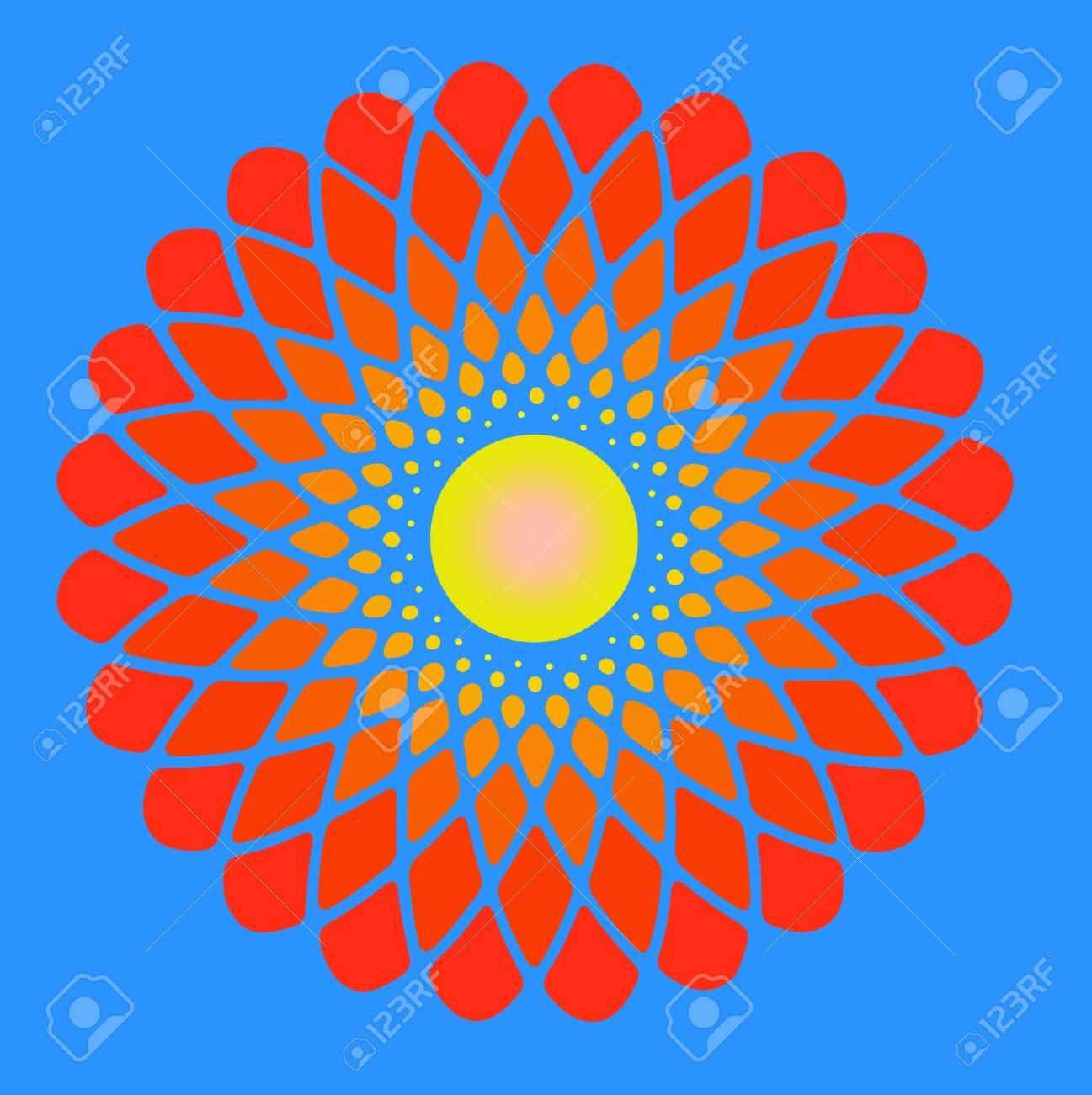Image De Dessin A La Main Et Numerique Dim Colore Avec L Illusion