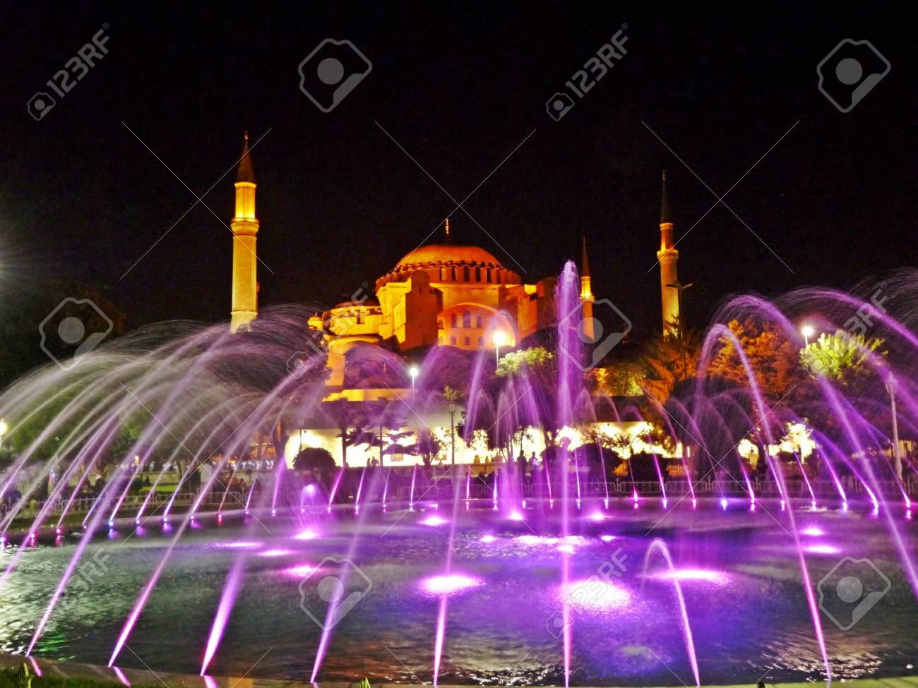 Hagia Sophia Stock Photo - 15743073