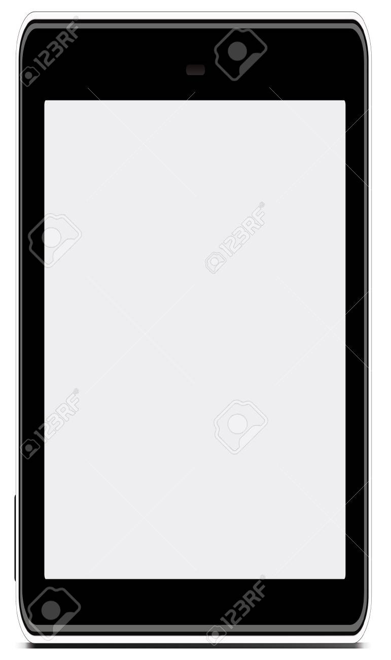 mobil phone Stock Vector - 17683375
