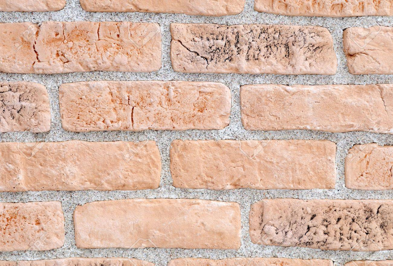 Light yellow brick stone exterior and interior decoration building material  for wall finishing Stock Photo  Light Yellow Brick Stone Exterior And Interior Decoration Building  . Exterior Wall Finishing Materials. Home Design Ideas