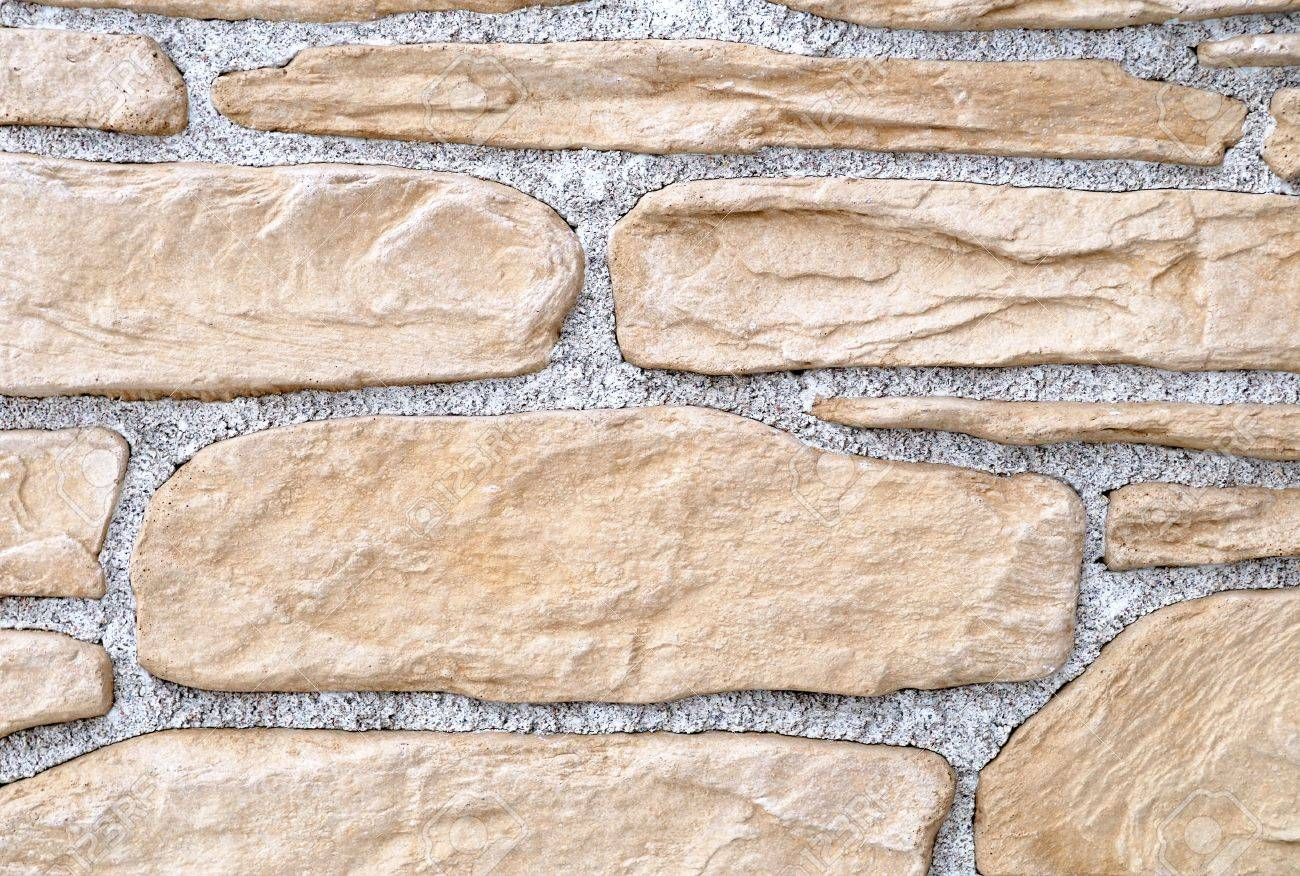 Natural stone exterior and interior decoration building material for wall finishing Stock Photo - 6504366