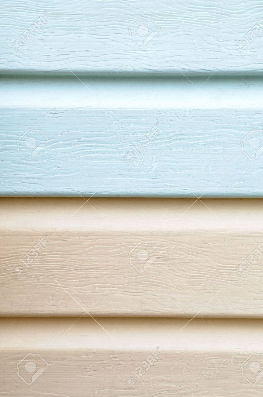 Pattern Of Light Blue And Brown Vinyl Siding Furniture For ...
