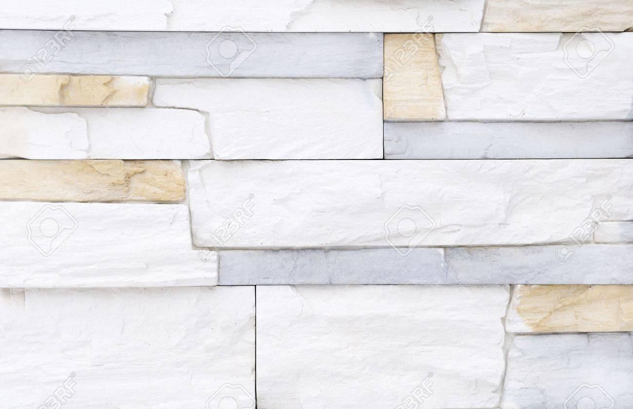 Light white blue brick stone exterior and interior decoration building  material for wall finishing Stock PhotoLight White Blue Brick Stone Exterior And Interior Decoration  . Exterior Wall Finishing Materials. Home Design Ideas