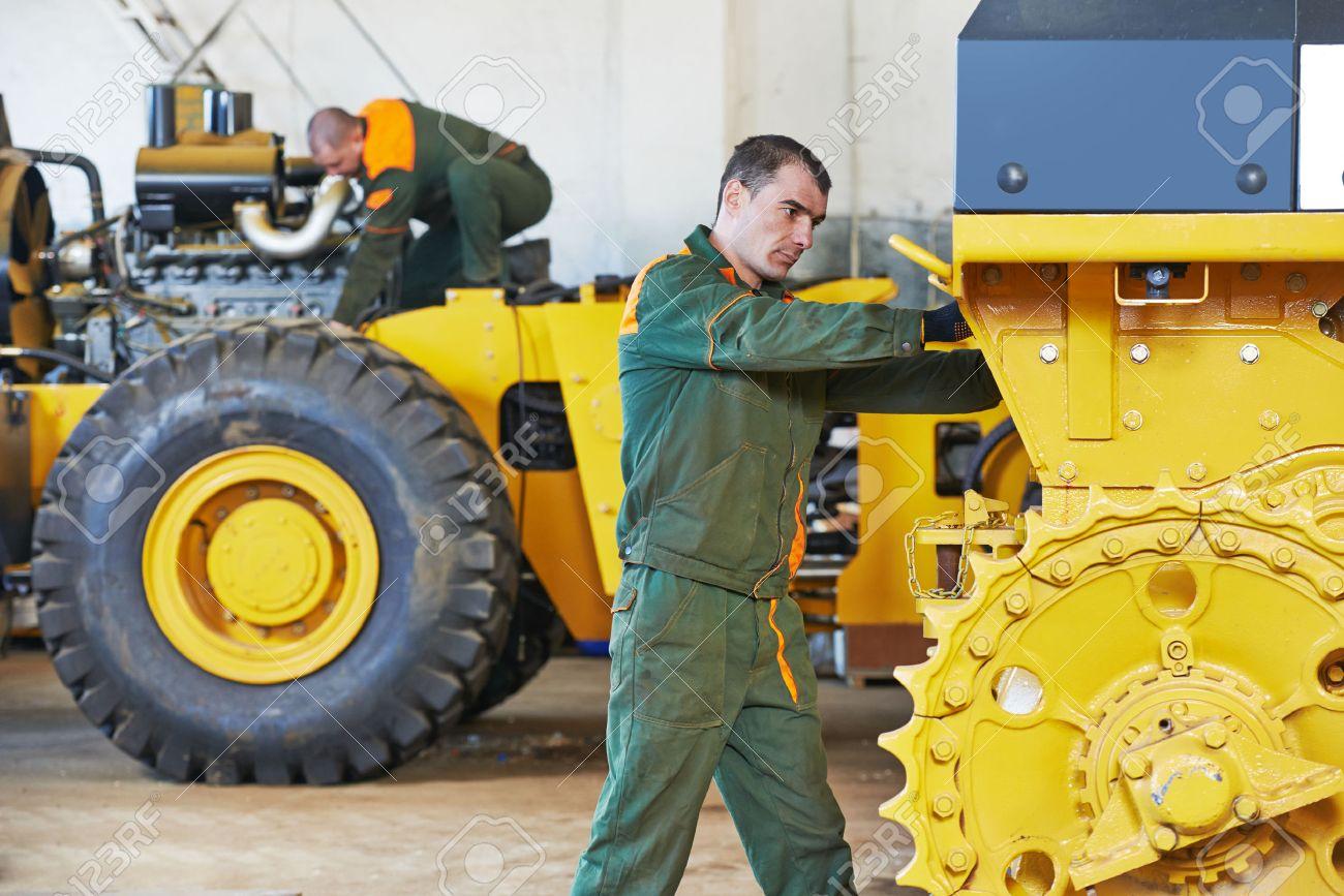 Heavy Industry Machinery