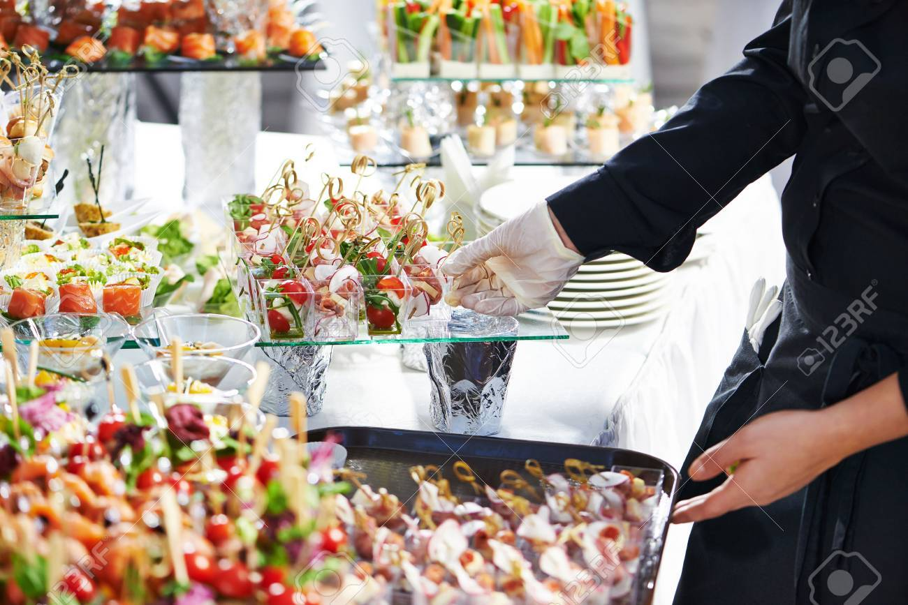 Wedding Catering Stock Photos & Pictures. Royalty Free Wedding ...