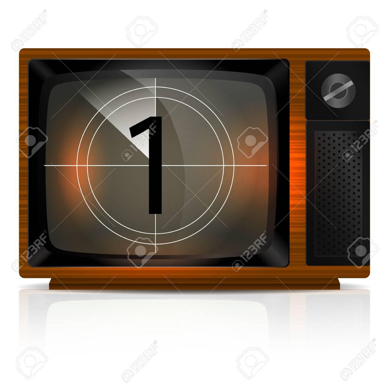 Countdown 1 on the Retro TV