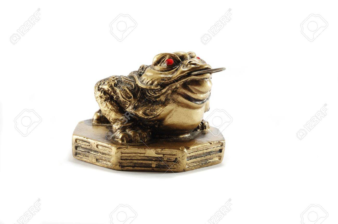 Chinese feng shui money frog or chan chu symbol of wealth chinese feng shui money frog or chan chu symbol of wealth and prosperity stock biocorpaavc Images