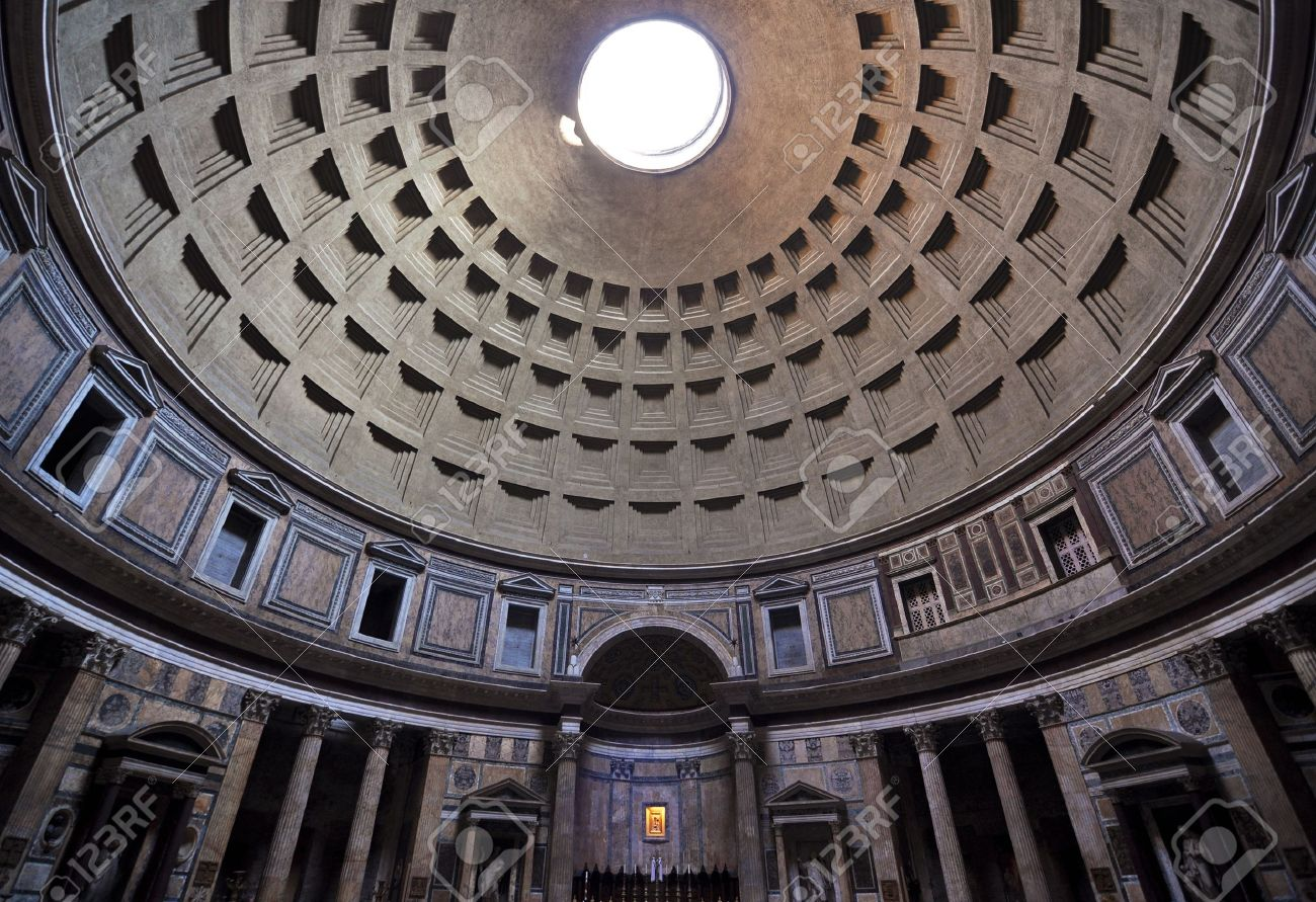 Roman Architecture Domes architectural dome images & stock pictures. royalty free