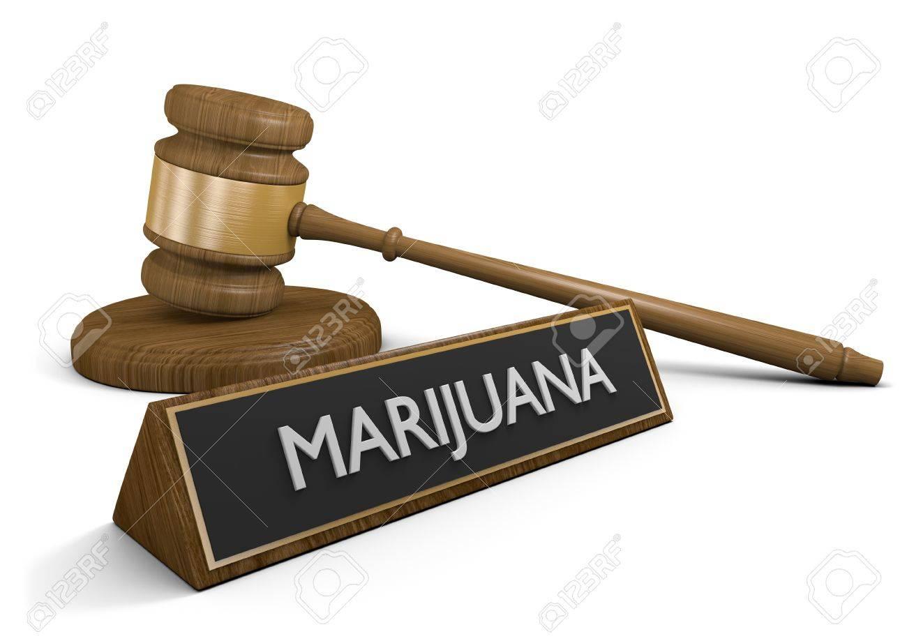 Federal and state law on marijuana drug use - 46645886