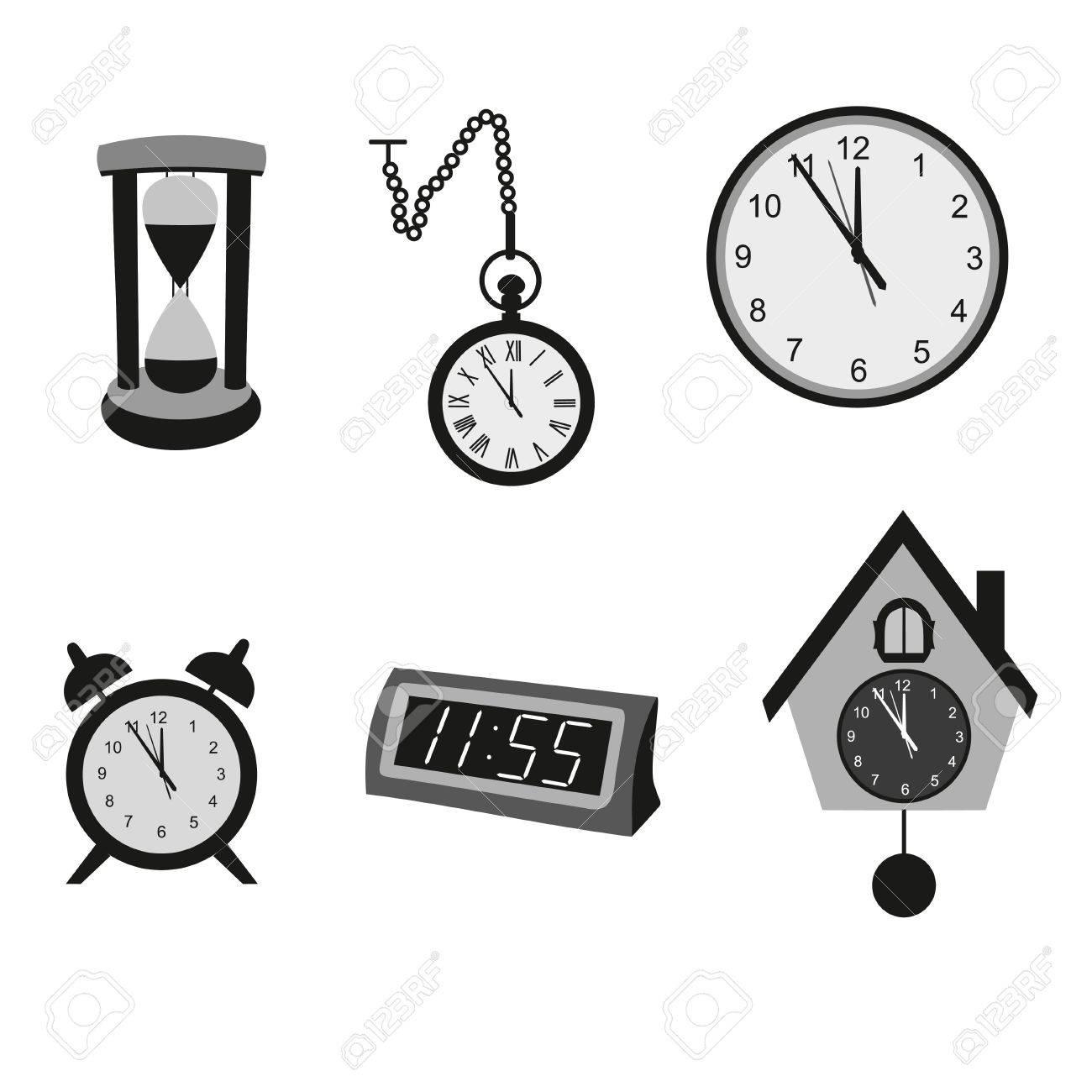 Diferentes Tipos De Relojes Los Diferentes Tipos De Relojes