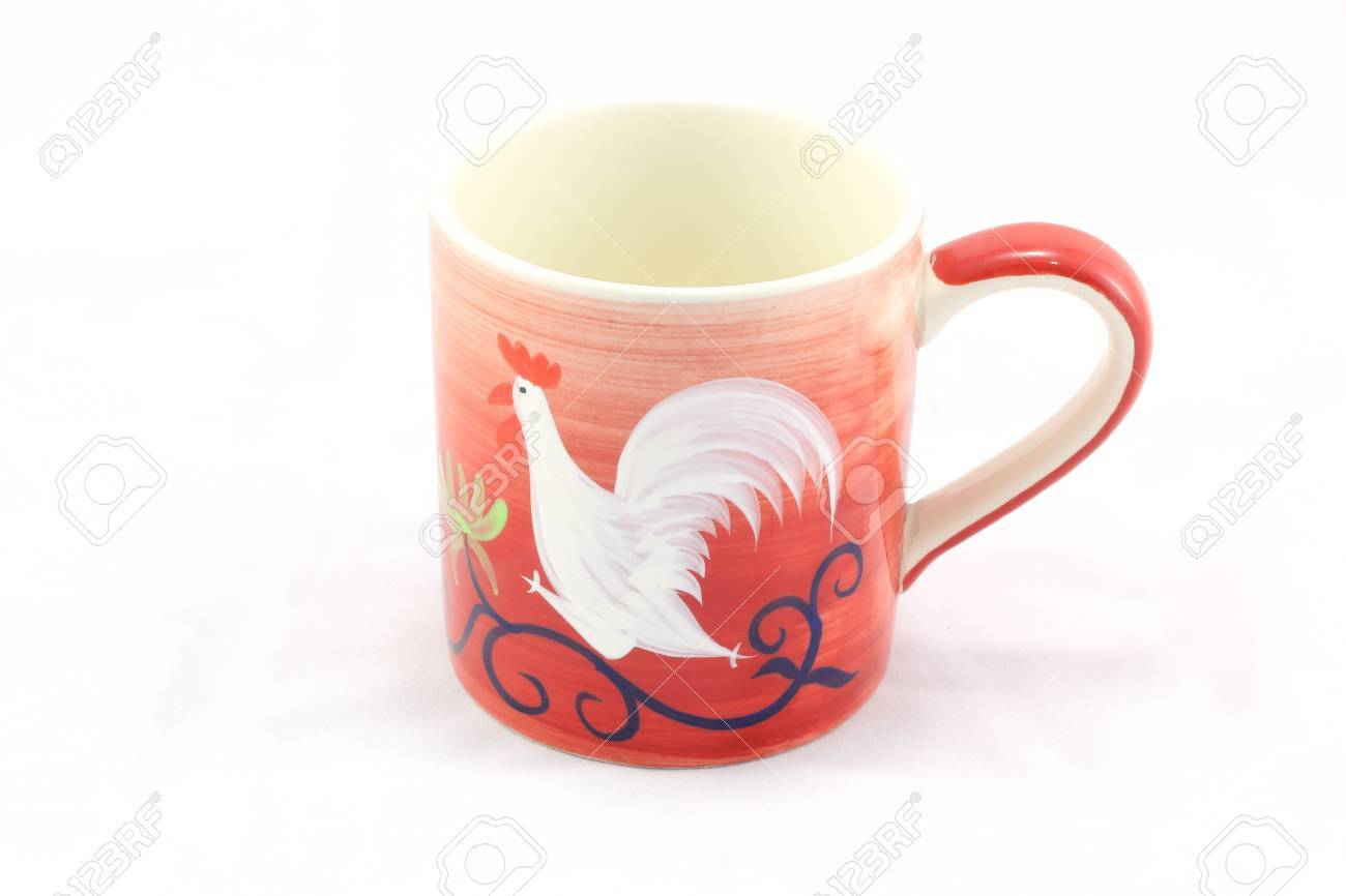 Thailand Is A Beautiful Ceramic Mug Stock Photo Picture And Royalty Free Image Image 44570015