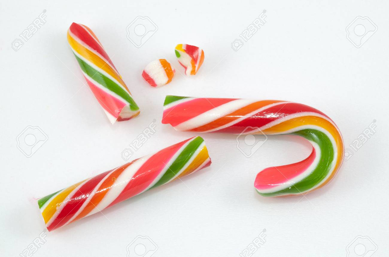 Close up of colourful lollipop Stock Photo - 29602677
