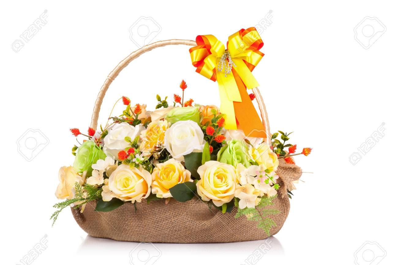 Plastic flower for decoration - 41679302