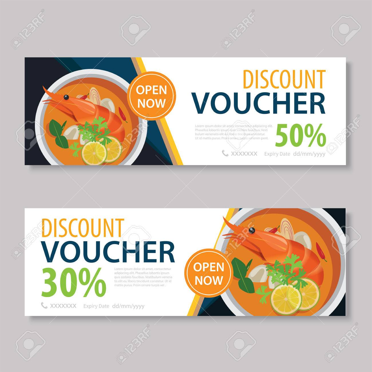 Nice Meal Voucher Template Free Reciept Free Templates For Tickets 61871161  Discount Voucher Template With Thai Food