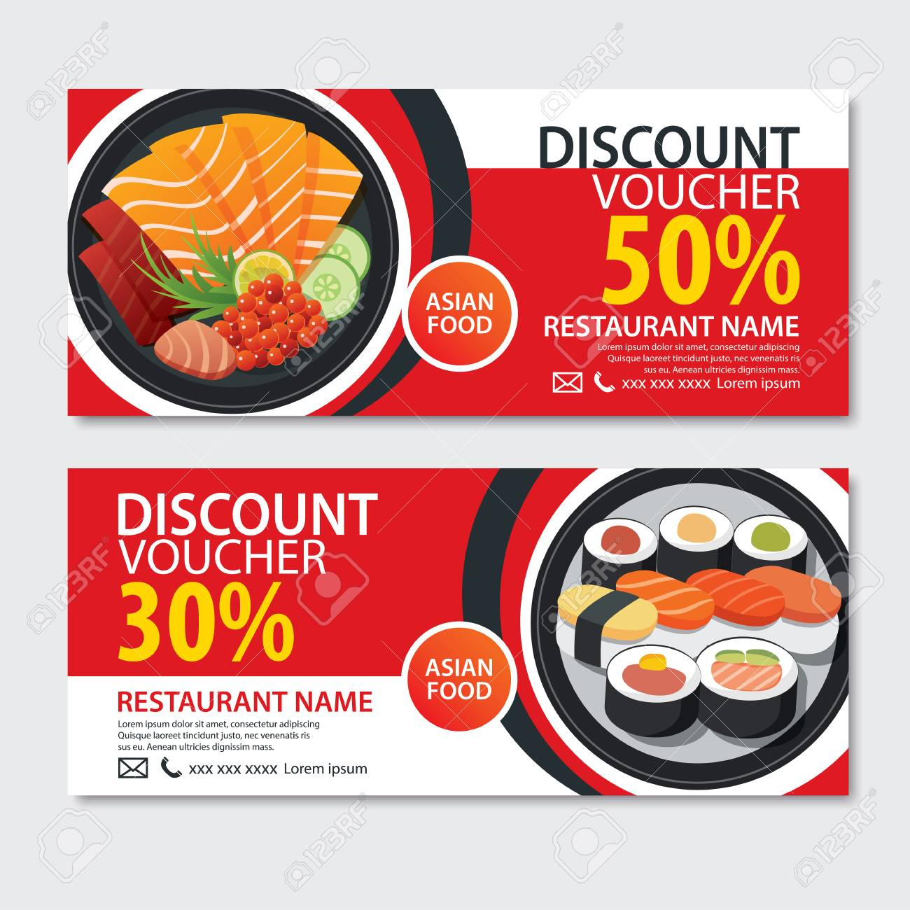 Food Discount Poster