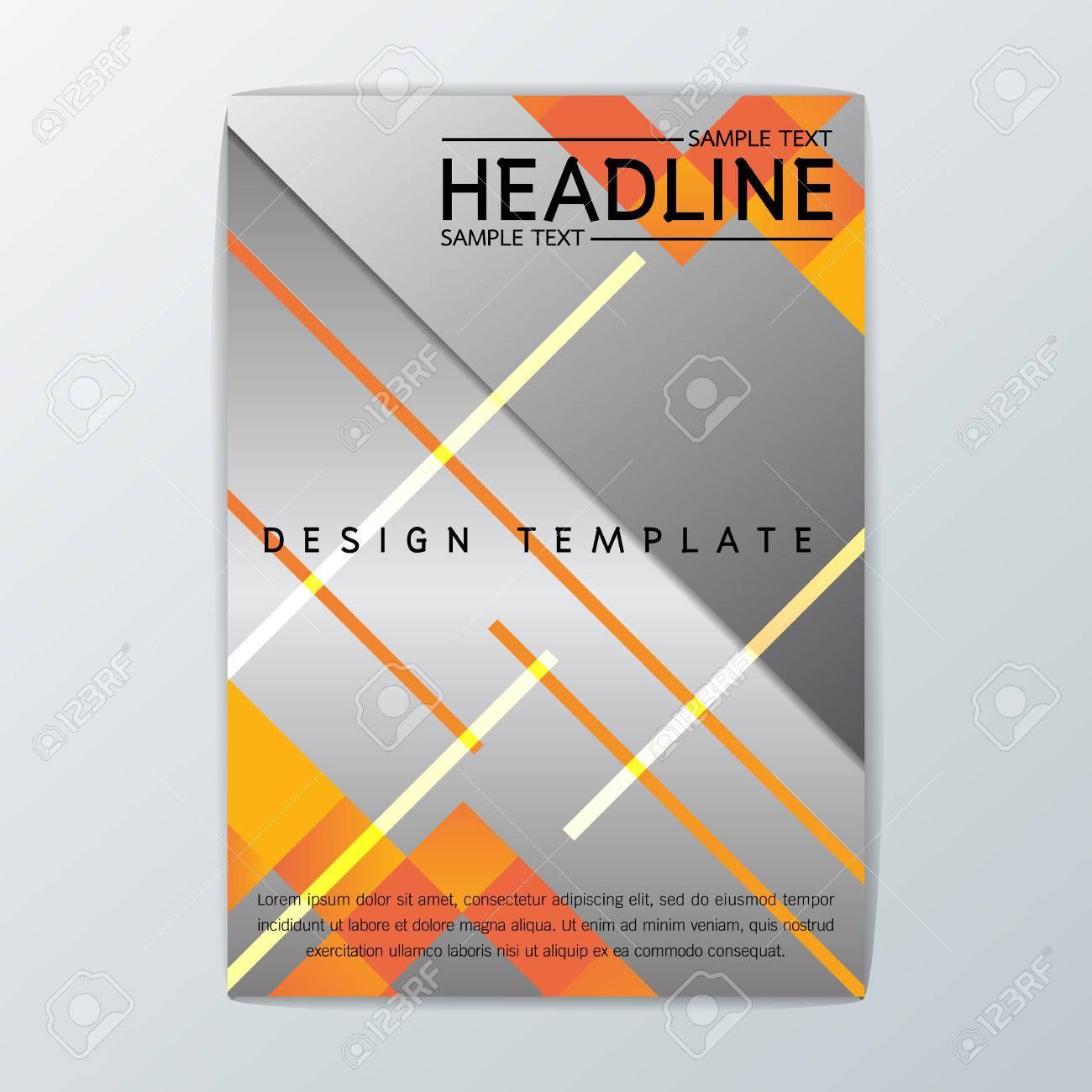 modern flyer template free