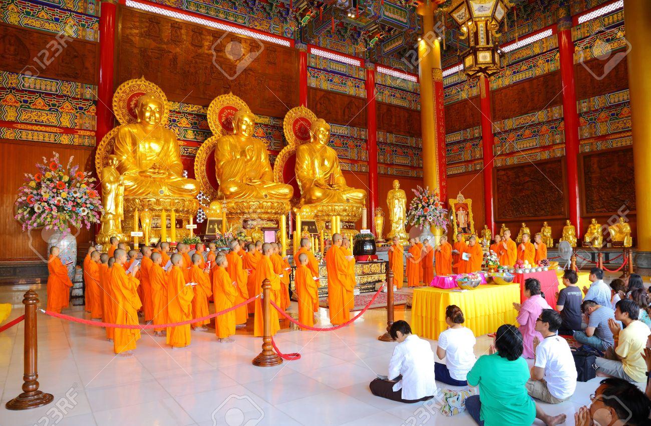 Buddhist Worship